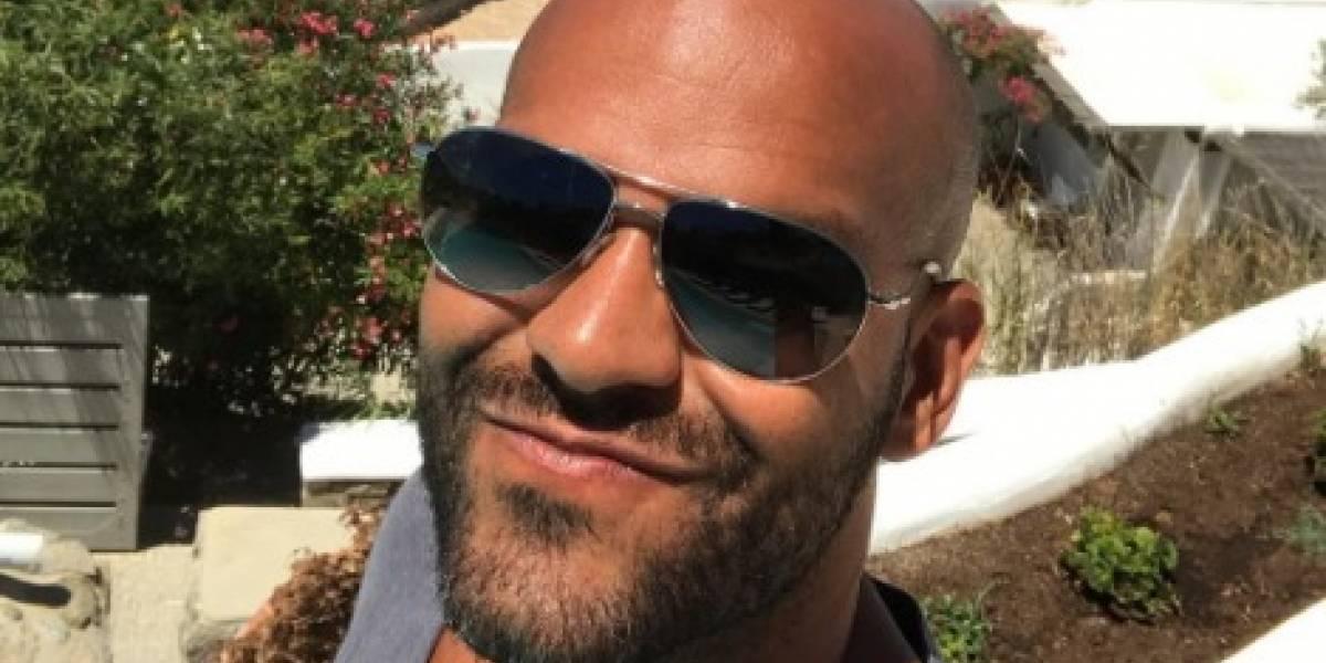 Actor boricua se adjudica sensuales movimientos de Gianluca Vacchi