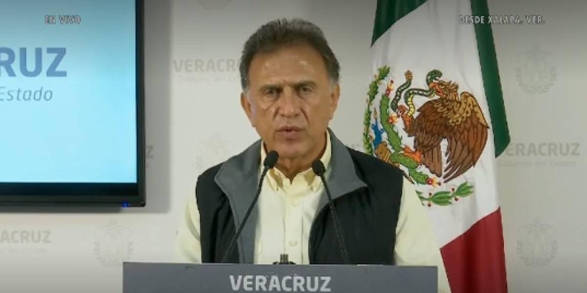 Yunes presenta pruebas en la PGR contra Karime Macías