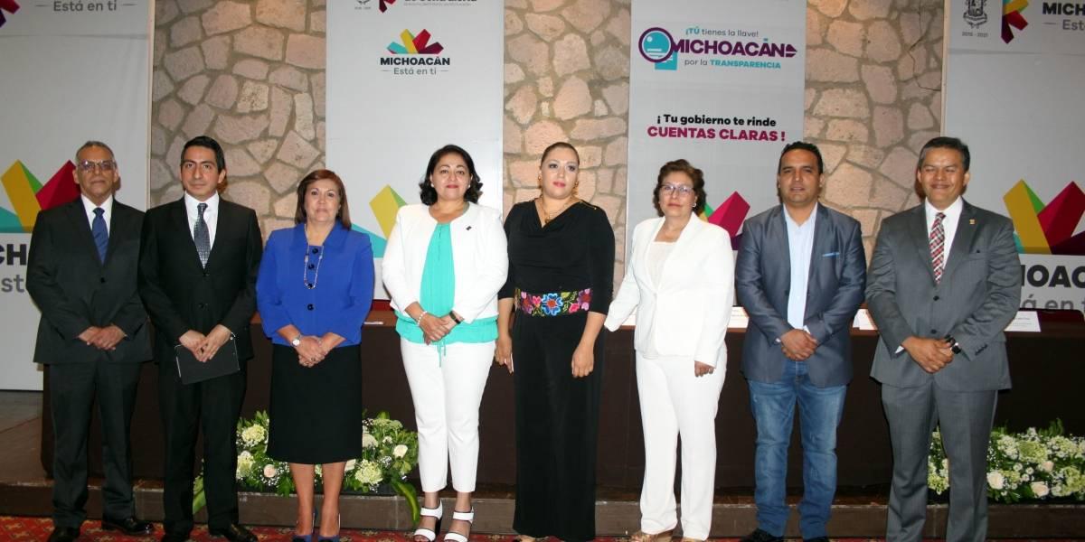 Municipios michoacanos incumplen en transparencia: Imaip