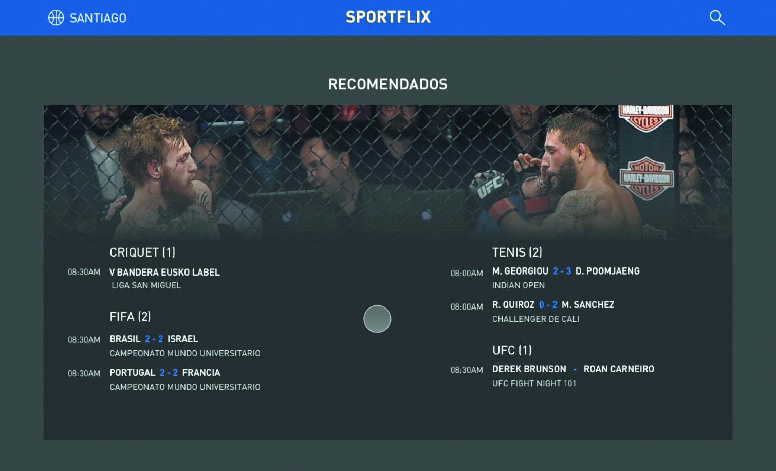 Conoce el Netflix de los deportes para el mundo — Sportflix