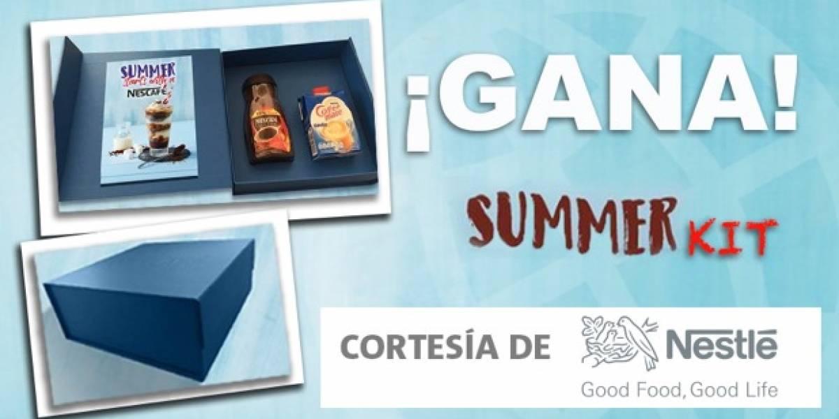¡Gana! kit summer