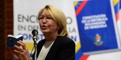 Venezolanos en Medellín condenan destitución de la Fiscal de su país