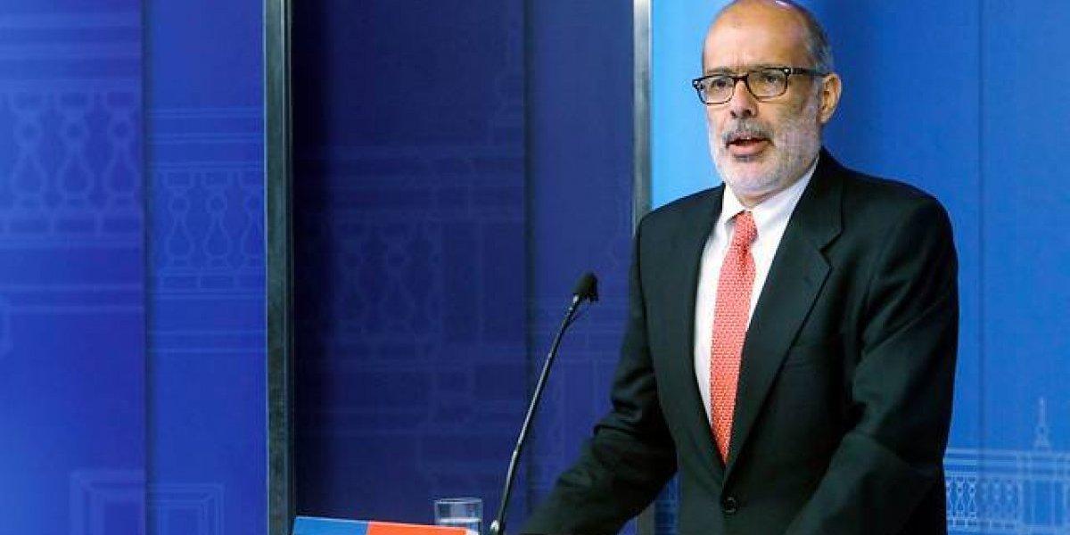 Valdés sostiene que proyecto de pensiones será revisado con partidos de la Nueva Mayoría