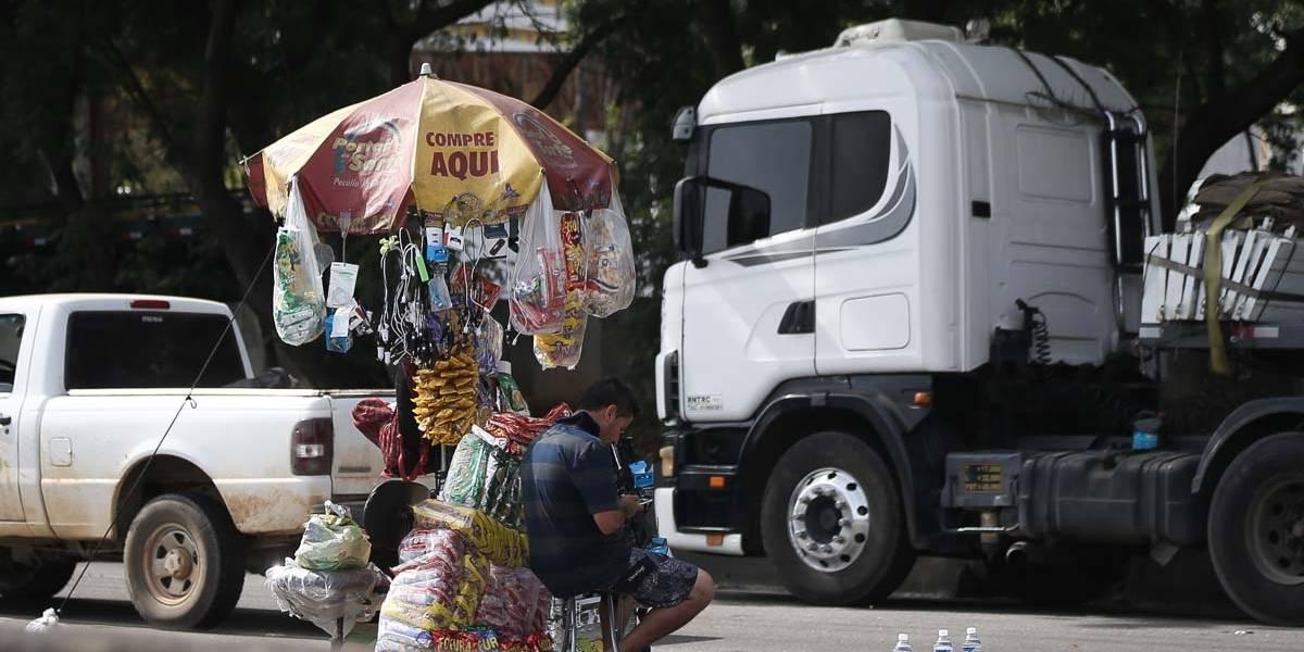 São Paulo libera licenças temporárias para vendedores ambulantes