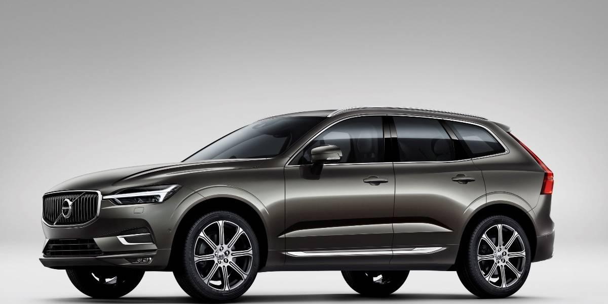 Volvo da un paso de seguridad al futuro con el XC60