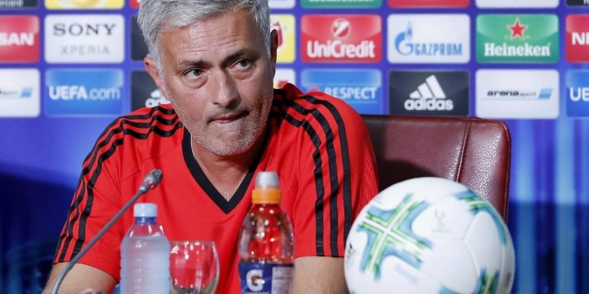 ¿En qué forma trata Mourinho de sacar de balance al Real Madrid antes de la Supercopa?
