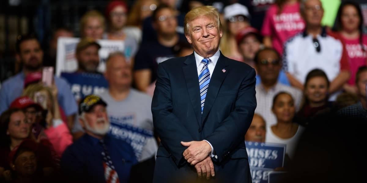 """""""Noticias reales"""": Trump lanza en Facebook un informativo propagandístico de su gobierno"""