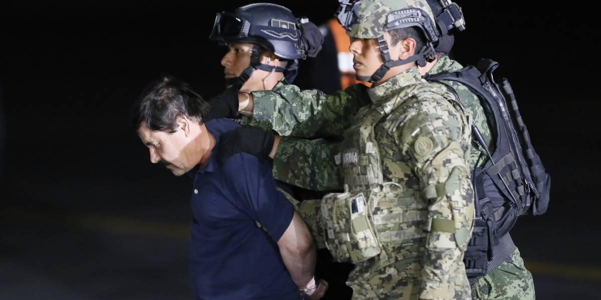"Autorizan examen psicológico al ""El Chapo"""