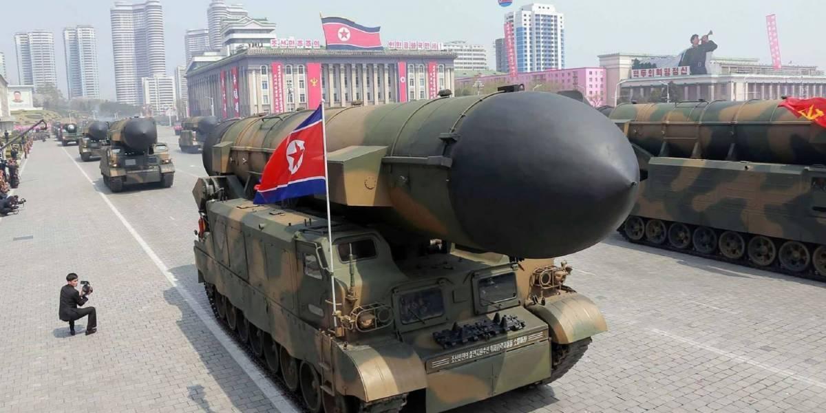 Estados Unidos: confirman que Corea del Norte puede colocar bomba nuclear en sus misiles