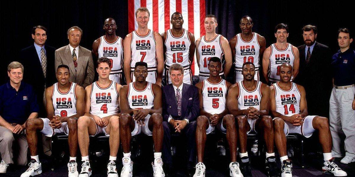 A 25 años del Dream Team, ¿qué fue de los jugadores de aquel inolvidable equipo?