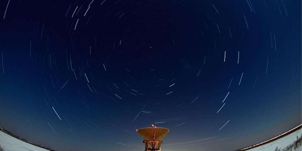 Las lluvia estrellas de las perseidas alcanzan su máximo esta noche