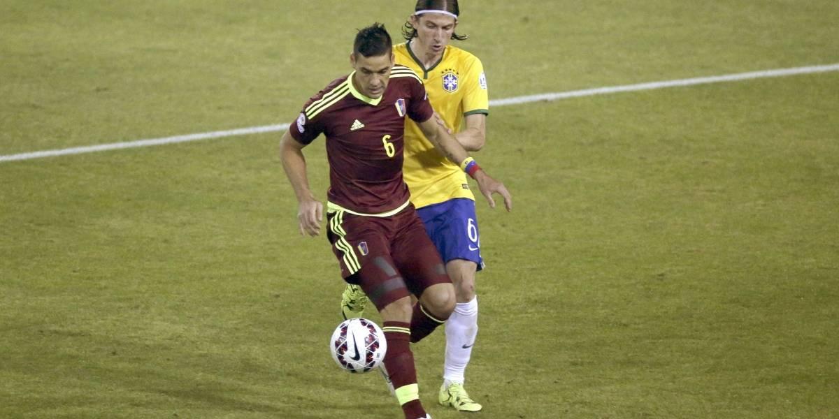 Alejandro Guerra cuelga los guayos en la selección de Venezuela