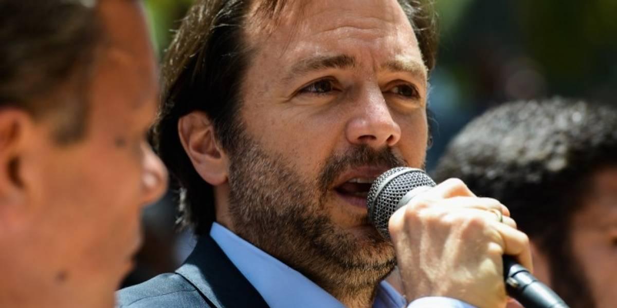 Alcalde opositor, condenado a 15 meses de cárcel en Venezuela