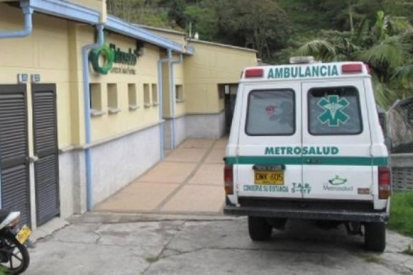 Ambulancia Metrosalud