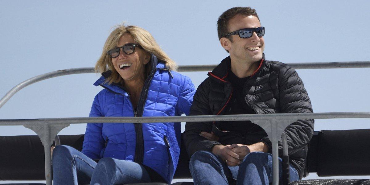 Macron busca cargo para su esposa, Francia rechaza tener primera dama