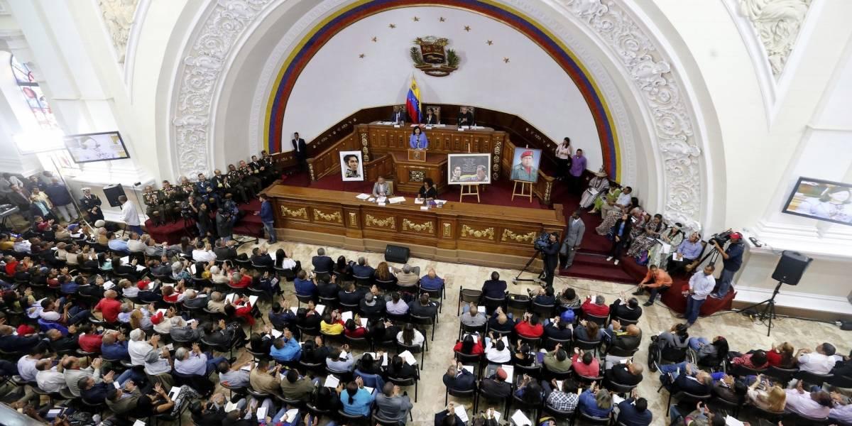 Venezuela: Constituyente tomará control de poderes públicos