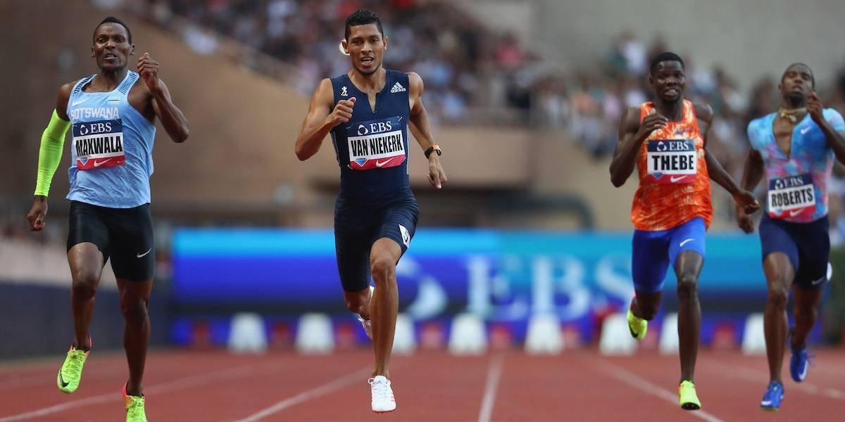 Competidores caen enfermos en Mundial de Atletismo por comida contaminada