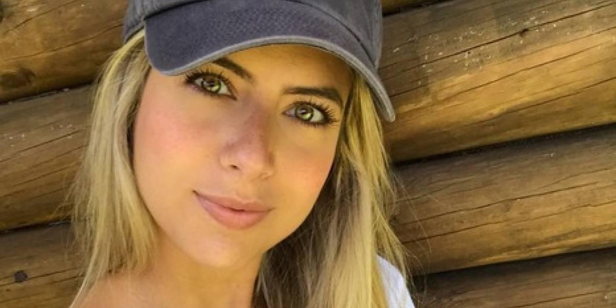 La foto de Ana Sofía Henao que demuestra que aún sigue siendo una de las más sexys de Colombia
