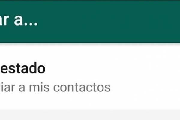 Estados de WhatsApp contarán con textos y fondos a color
