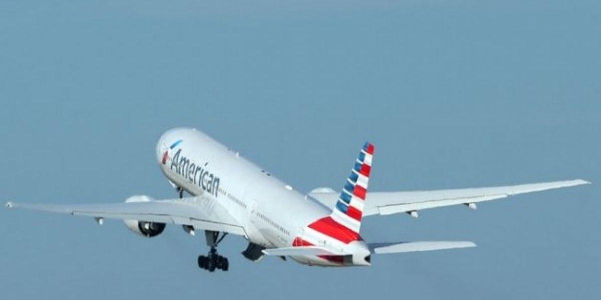 """Usuarios de Twitter acusan """"error"""" en pasajes de American Airlines: tickets ida y vuelta a EEUU valen menos de $300 mil"""
