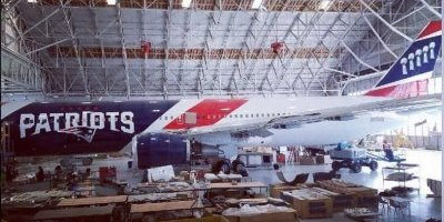 New England Patriots son primera franquicia NFL en comprar avión