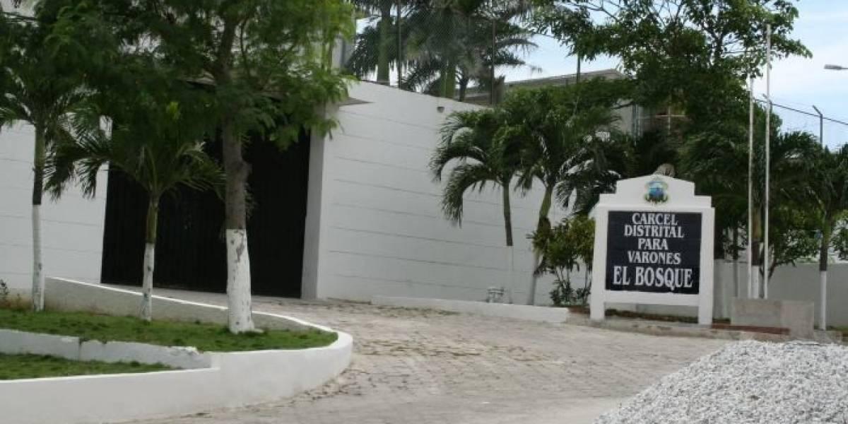 Acusado por homicidio protagoniza parranda vallenata en la cárcel El Bosque en Barranquilla
