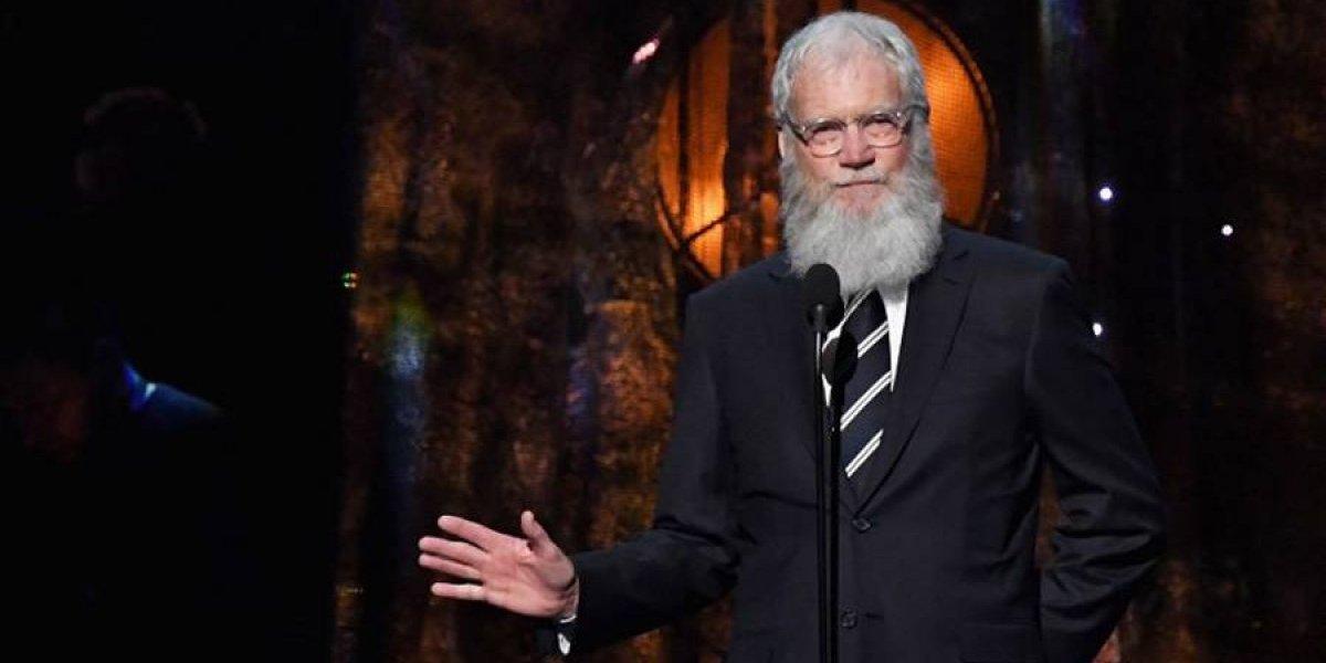 David Letterman regresa a la TV con nuevo programa en Netflix