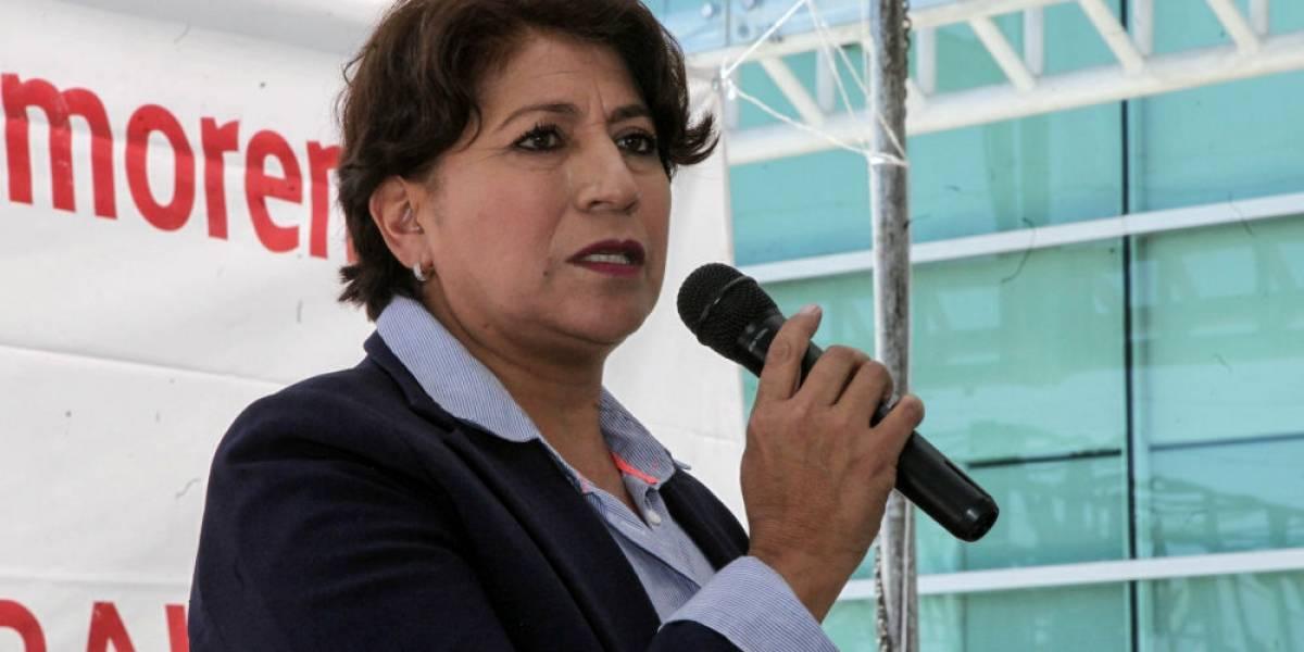Delfina pide no entregar constancia de mayoría a Del Mazo