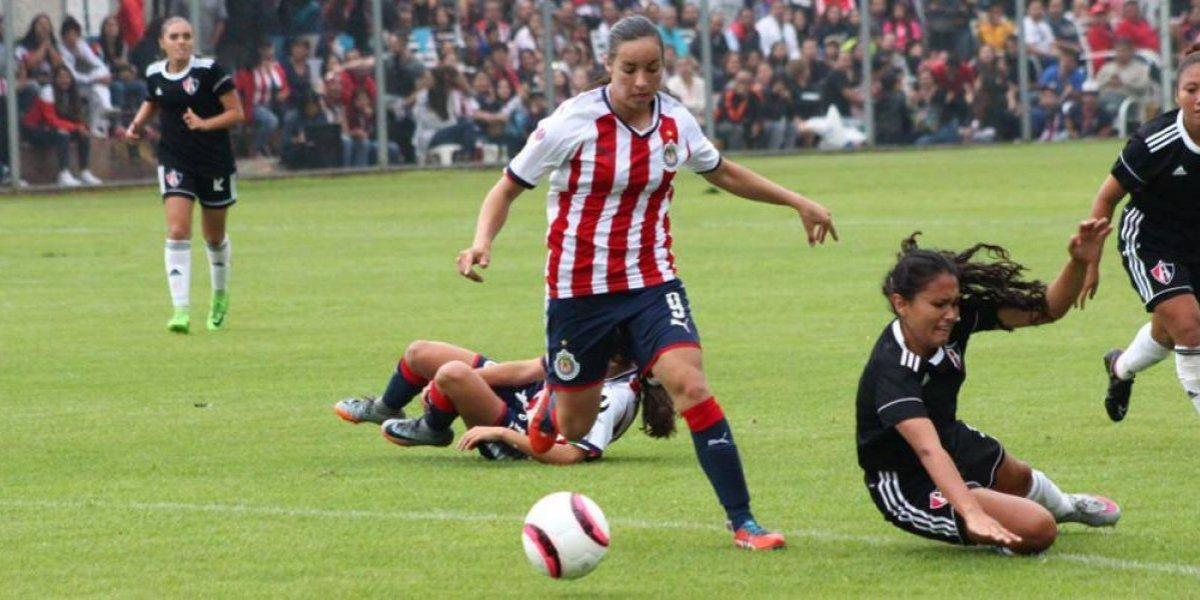 Chivas TV transmitirá los partidos del equipo femenil