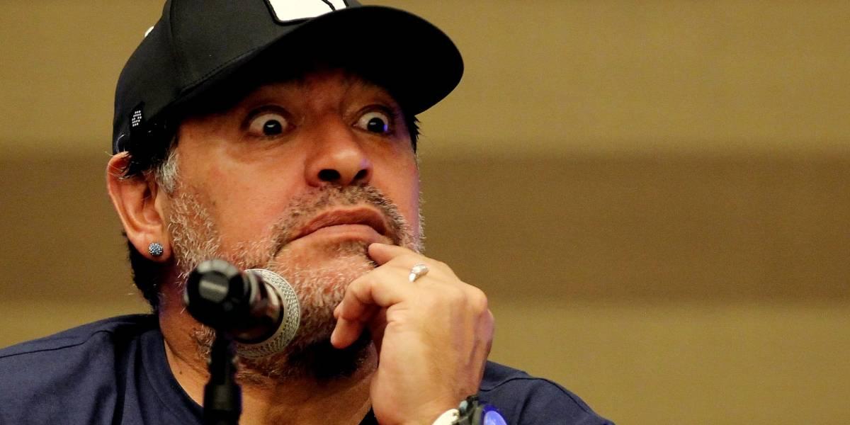 Kempes a Maradona: