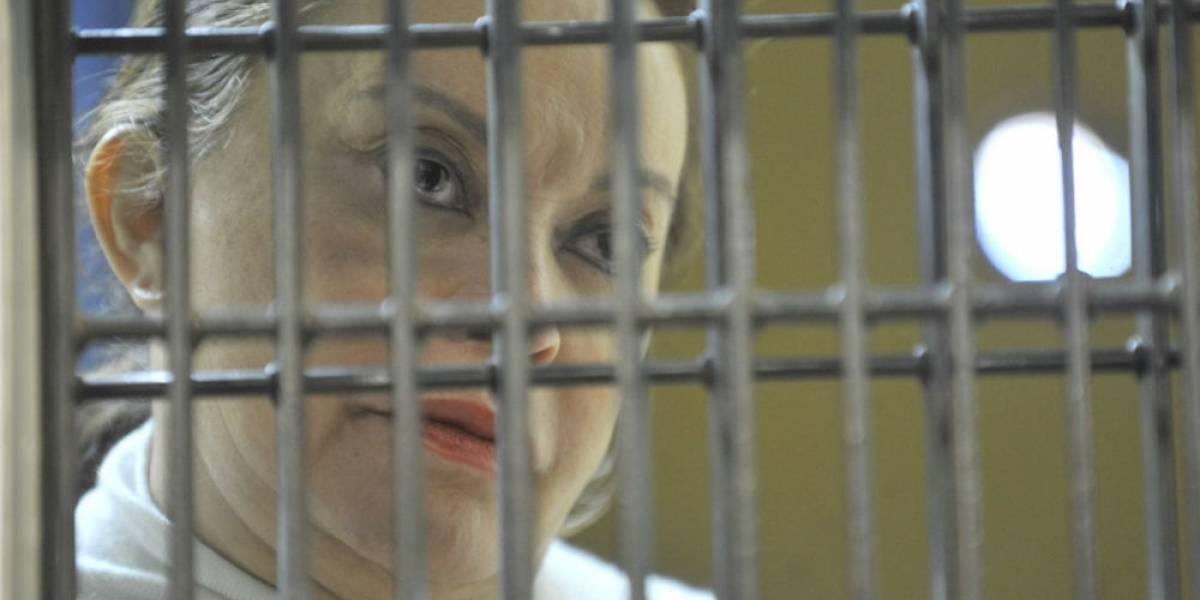 Vuelven a negar prisión domiciliaria a Elba Esther Gordillo