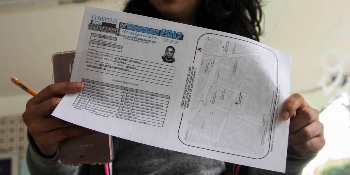 Comipems: ¿Qué se toma en cuenta para el ingreso a bachillerato?