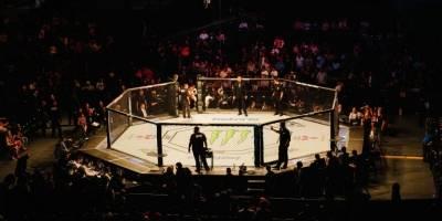 El octágono de la UFC