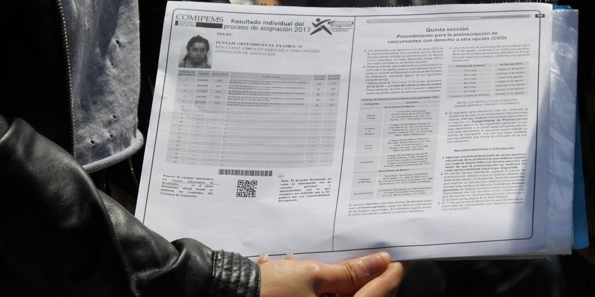 Ejemplo de carta para solicitar revisión del examen de ingreso a bachillerato