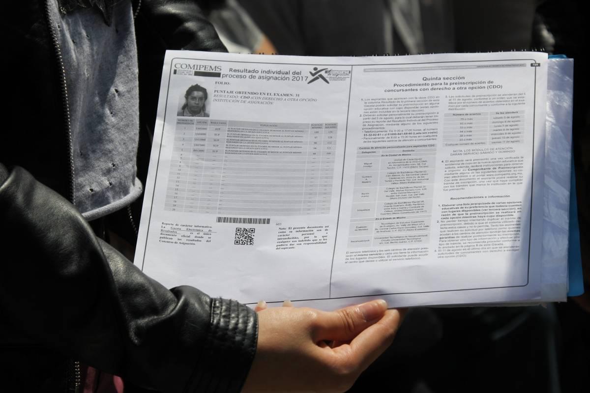 Ejemplo de carta solicitud para solicitar revisión del examen de ...