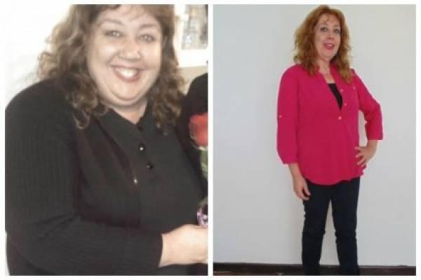 dieta para bajar 17 kilos en un mes