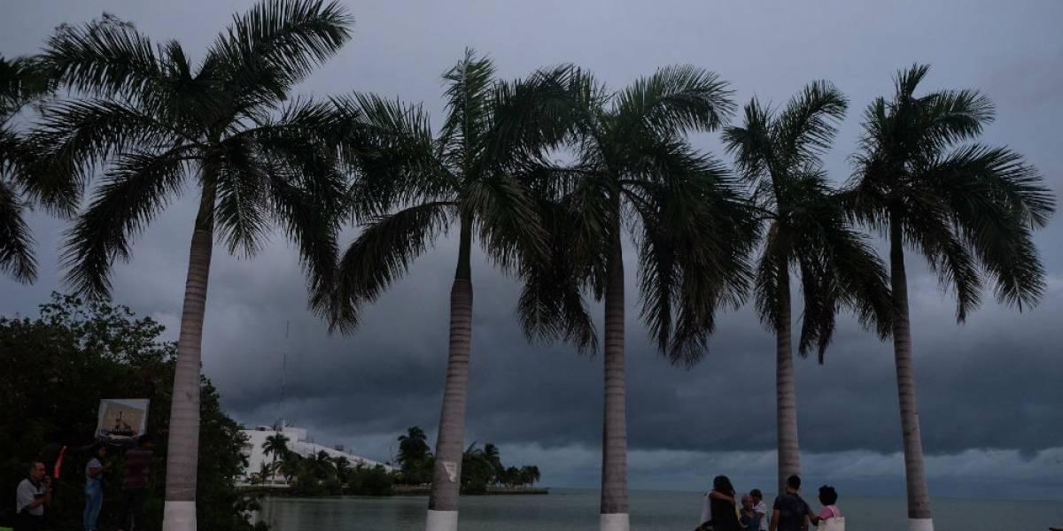 Prevén que 'Franklin' ingrese a costas de Veracruz y Tamaulipas