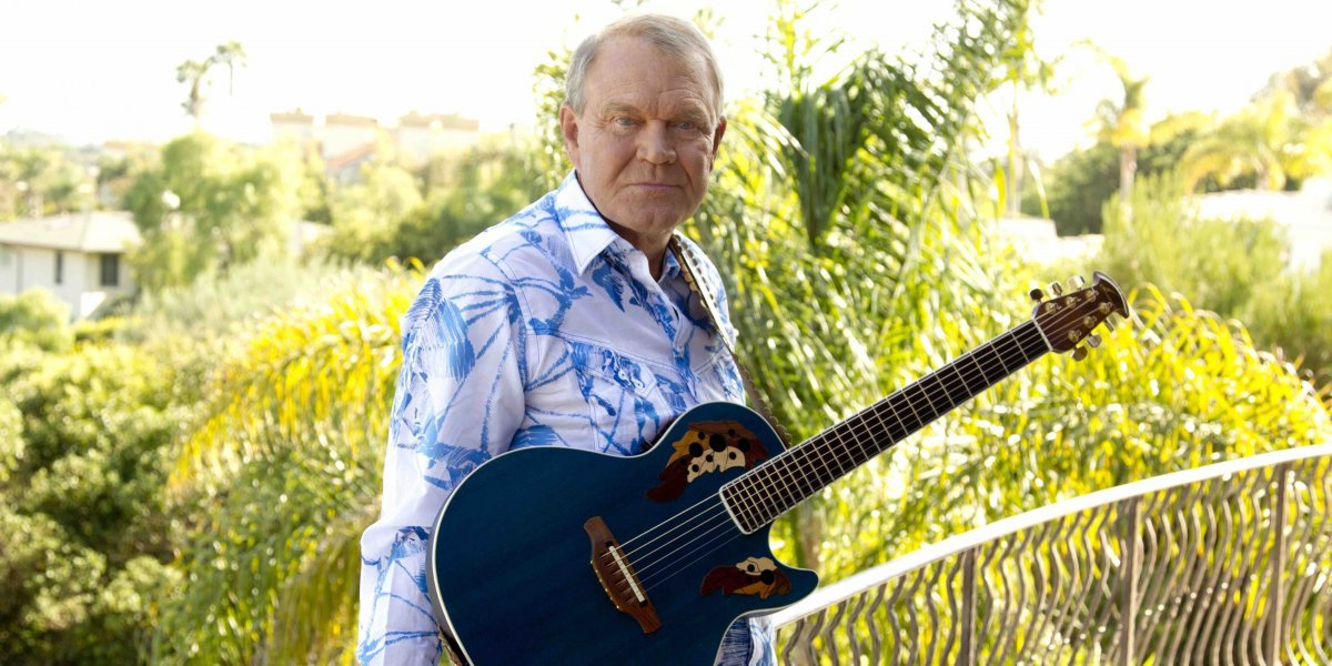 Fallece la estrella del country y el pop Glen Campbell