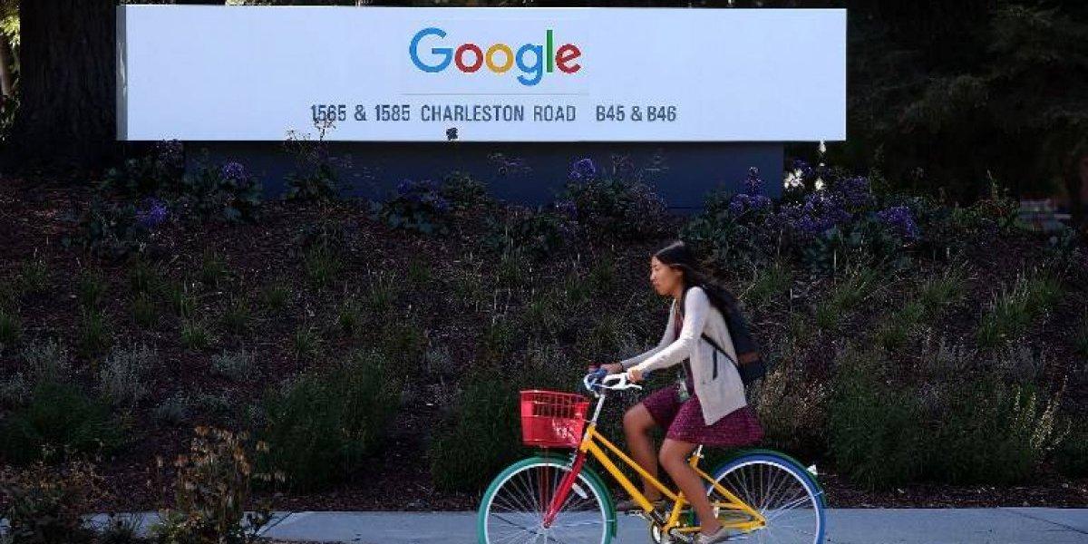 Google despide a ingeniero que cuestionó la capacidad de sus compañeras