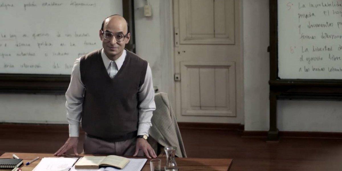 Los caminos de Cristián Carvajal para encarnar a Jaime Guzmán