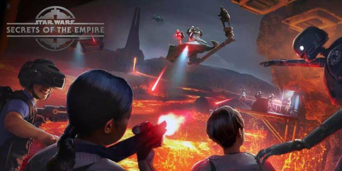 Disney presenta nueva experiencia de Star Wars en realidad virtual