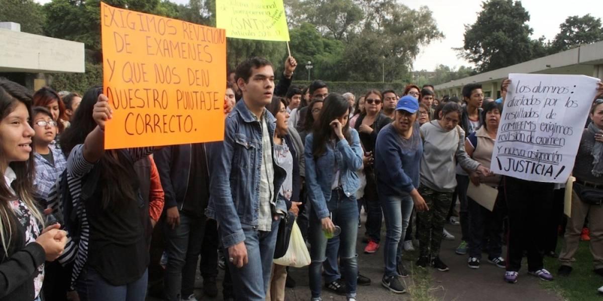 MAES busca mesa con SEP, UNAM e IPN por exámenes mal calificados