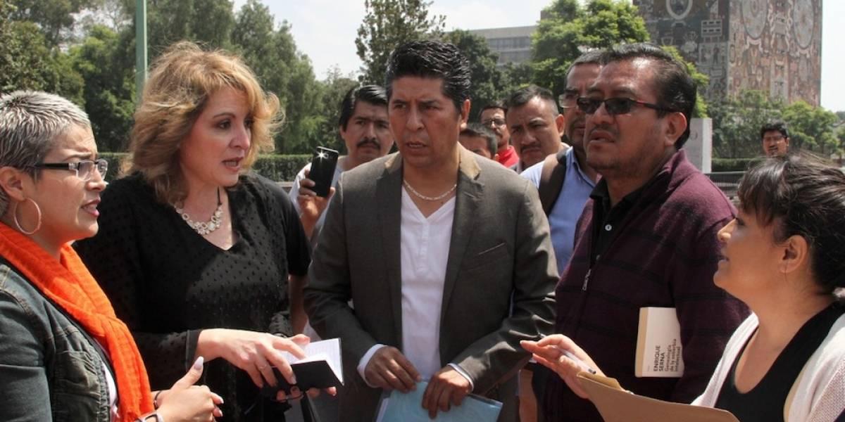 Comisión de padres ratifica revisión de exámenes con la UNAM y Comipems