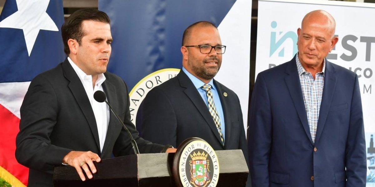 Rosselló anuncia primer foro de inversión y firma enmiendas a ley de APP's