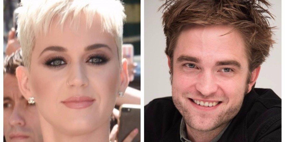 Aumentan los rumores de romance entre Katy Perry y Robert Pattinson tras salir a cenar