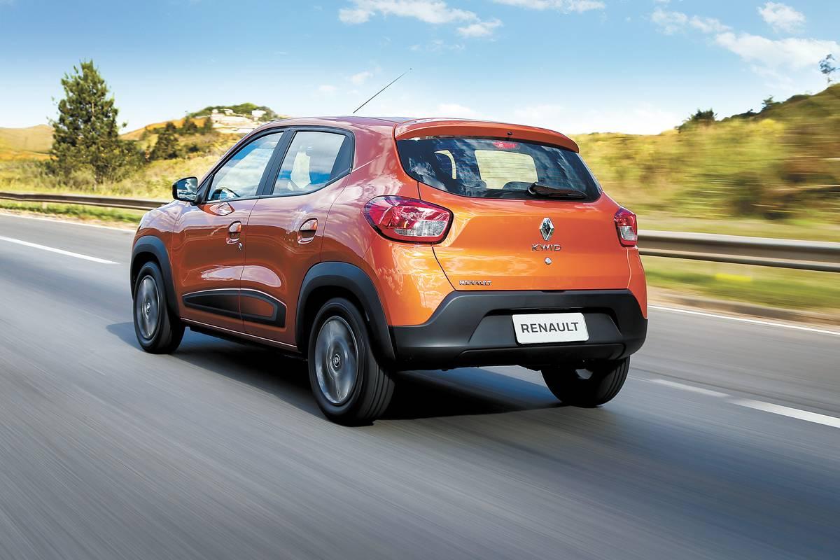 Automóvel será vendido em três versões   Divulgação