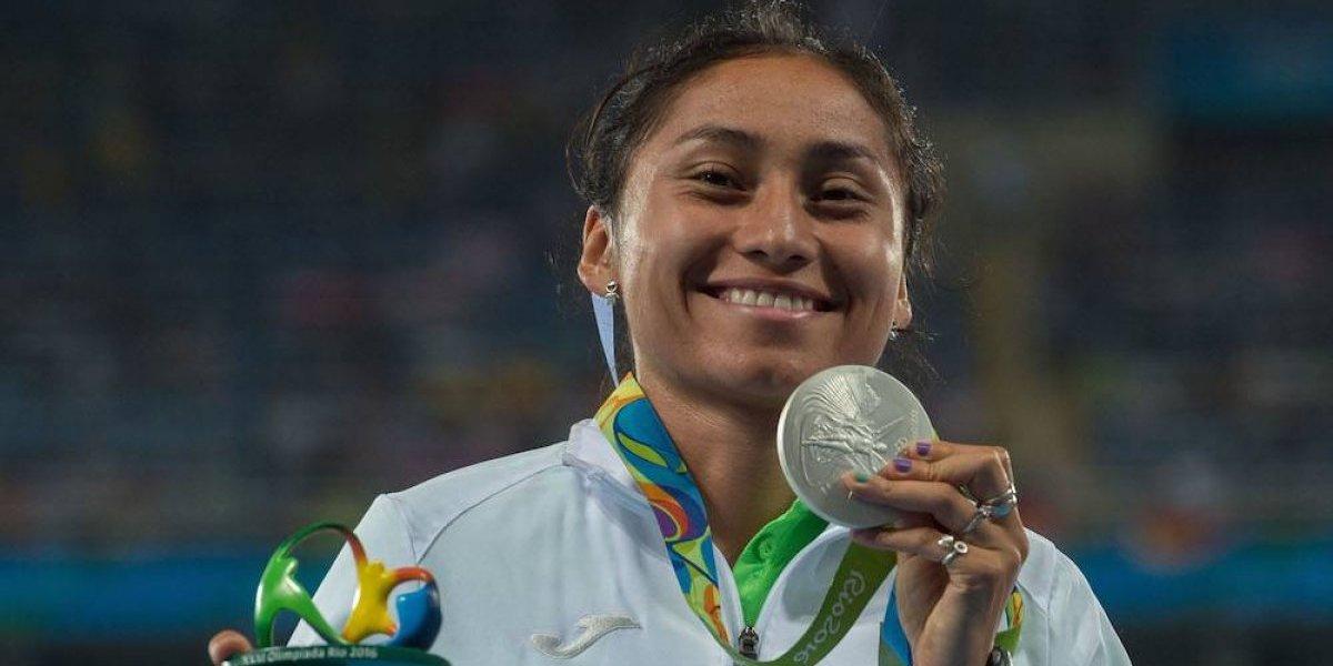 Lupita González viajó al Mundial de Atletismo con la misión de ganar medalla