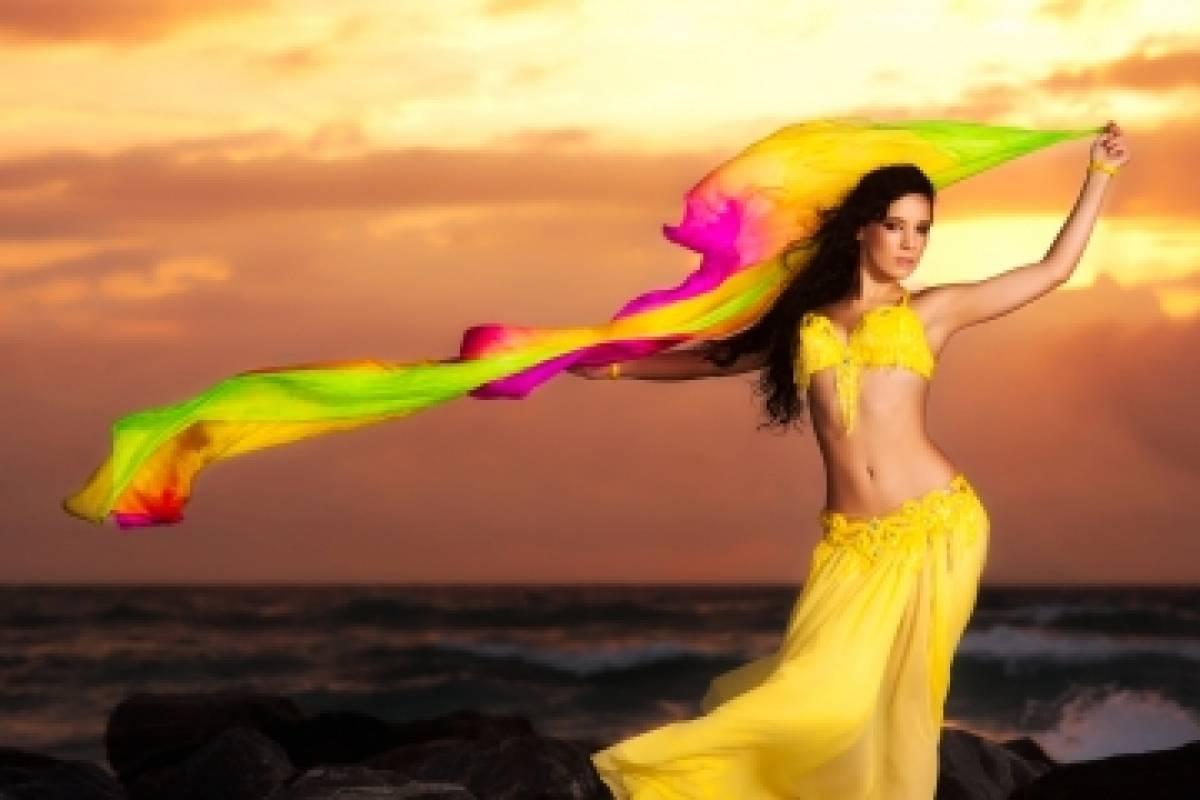 Tinder árabe bailando