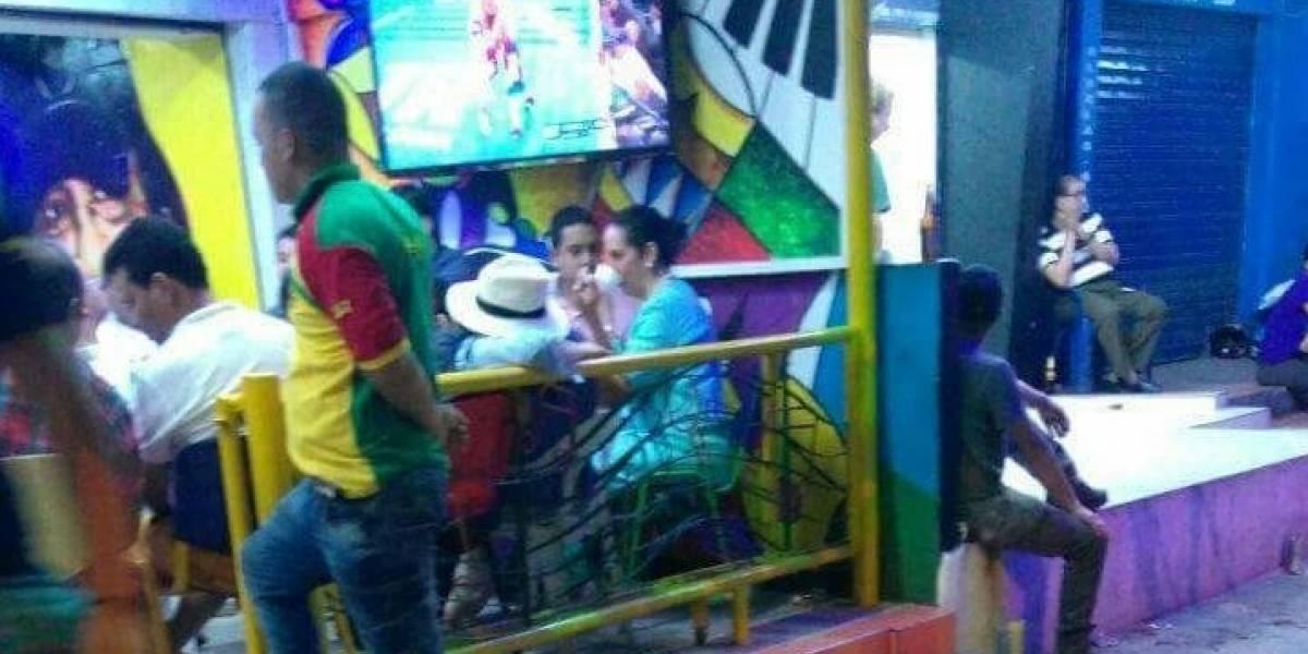 """Trojéen, vagos"" la frase que se hizo viral tras rumba de María Fernanda Cabal en Barranquilla"