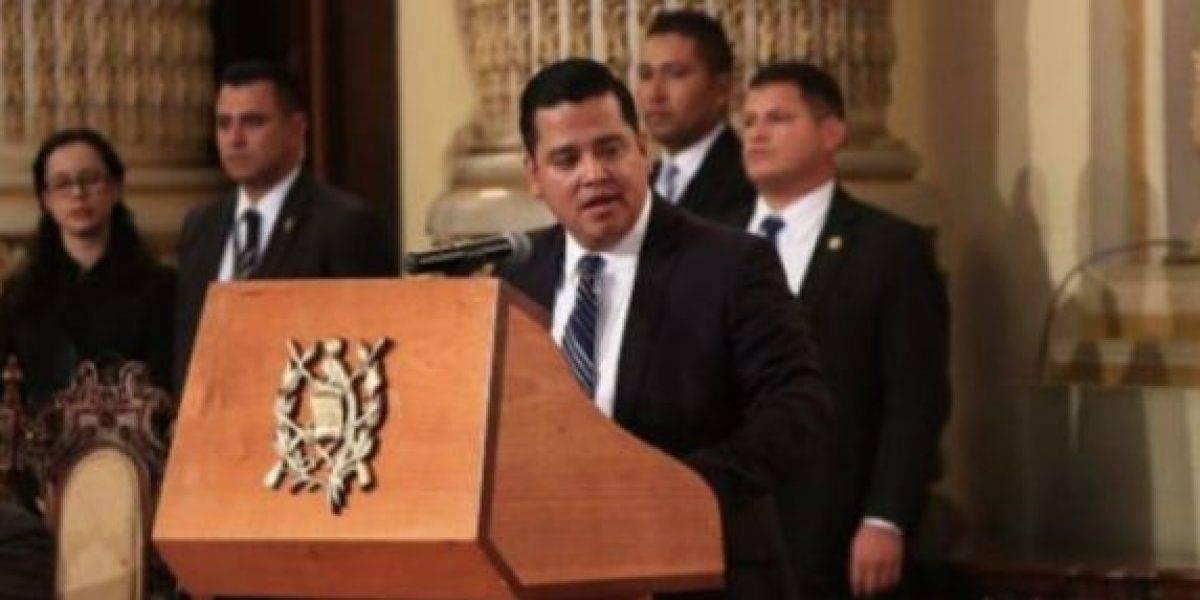 Ministerio Público abre investigación contra Marvin Mérida